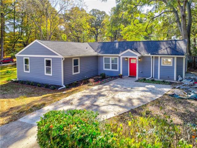793 Clifton Road SE, Atlanta, GA 30316 (MLS #6638924) :: Kennesaw Life Real Estate