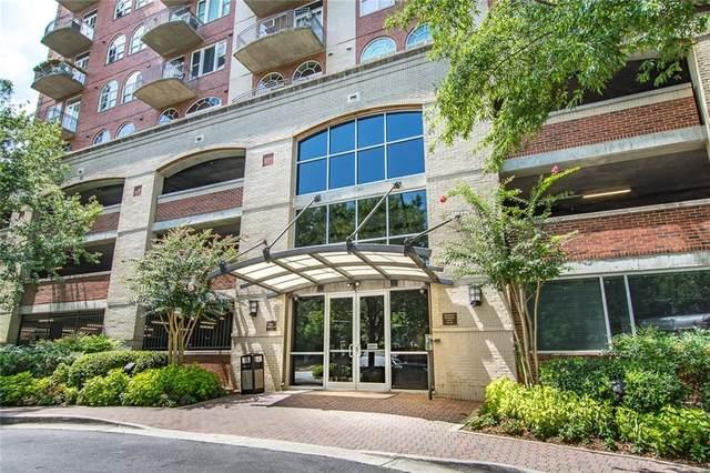 3180 Mathieson Drive NE #707, Atlanta, GA 30305 (MLS #6640394) :: The Zac Team @ RE/MAX Metro Atlanta