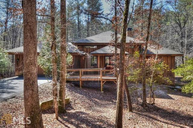 202 Riverhouse Drive, Dahlonega, GA 30533 (MLS #6641149) :: The Heyl Group at Keller Williams
