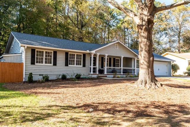 1590 Arden Drive SW, Marietta, GA 30008 (MLS #6642945) :: North Atlanta Home Team