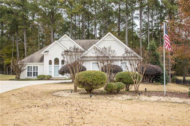 1726 Wesminster Drive, Griffin, GA 30223 (MLS #6644908) :: North Atlanta Home Team