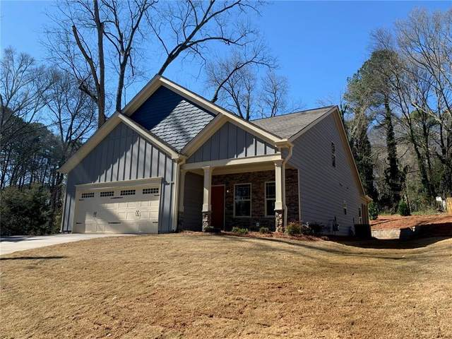 4461 Mclain Circle, Acworth, GA 30101 (MLS #6650138) :: North Atlanta Home Team
