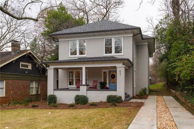 433 S Candler Street, Decatur, GA 30030 (MLS #6650985) :: North Atlanta Home Team