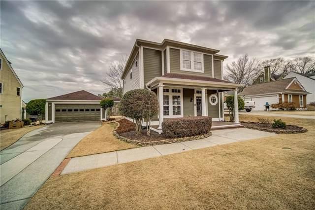 107 Birchwood Pass, Canton, GA 30114 (MLS #6652123) :: Kennesaw Life Real Estate