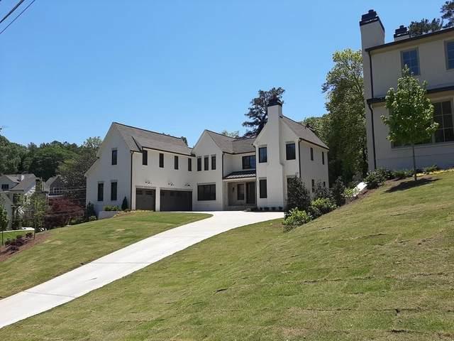 437 Pinecrest Road NE, Atlanta, GA 30342 (MLS #6655109) :: Thomas Ramon Realty