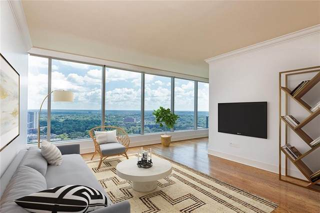 3630 Peachtree Road NE #2206, Atlanta, GA 30326 (MLS #6657892) :: Path & Post Real Estate