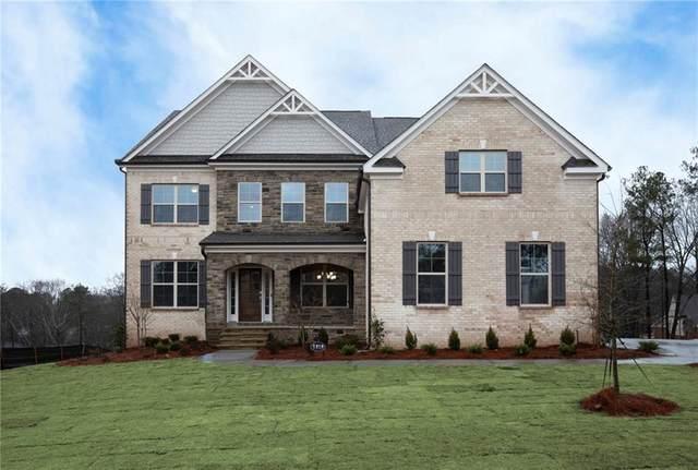 5310 Briarstone Ridge Way, Alpharetta, GA 30022 (MLS #6659267) :: North Atlanta Home Team