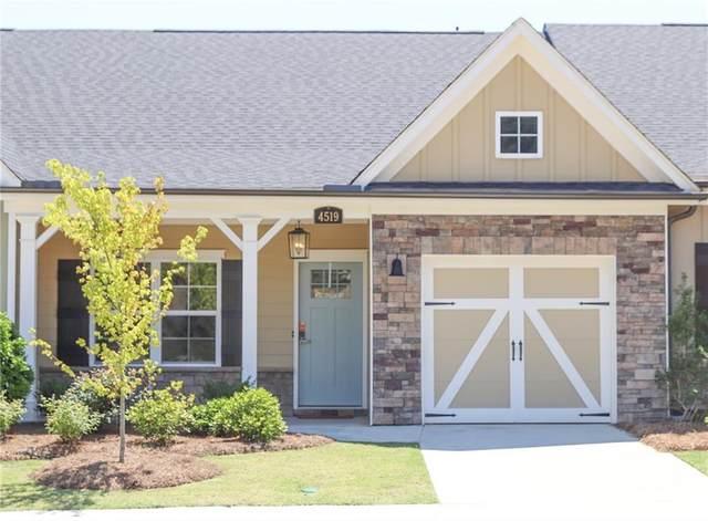 4519 Rutledge Drive #72, Oakwood, GA 30566 (MLS #6662152) :: RE/MAX Paramount Properties