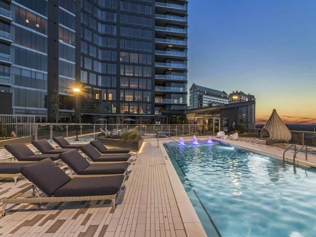 3107 Peachtree Road NE #1002, Atlanta, GA 30305 (MLS #6668083) :: Tonda Booker Real Estate Sales