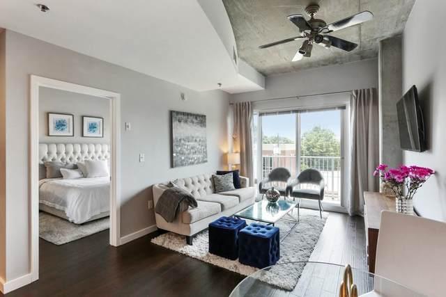 250 Pharr Road NE #315, Atlanta, GA 30305 (MLS #6671252) :: RE/MAX Prestige