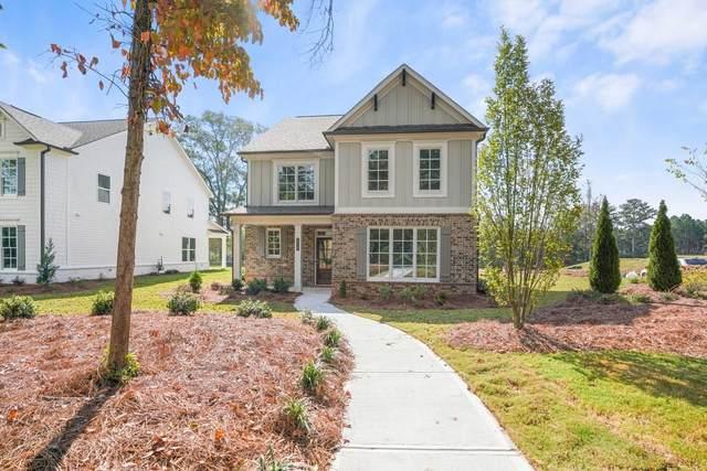 3217 Rockbridge Road #20, Avondale Estates, GA 30002 (MLS #6671546) :: North Atlanta Home Team