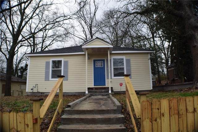 1779 Richmond Avenue SE, Atlanta, GA 30315 (MLS #6672143) :: The Heyl Group at Keller Williams