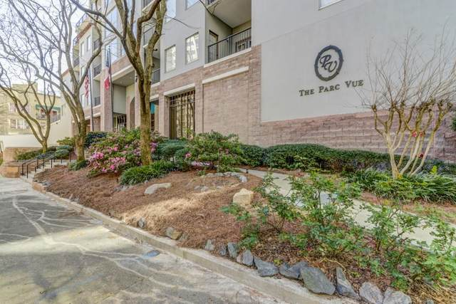 275 13th Street #401, Atlanta, GA 30309 (MLS #6673900) :: North Atlanta Home Team