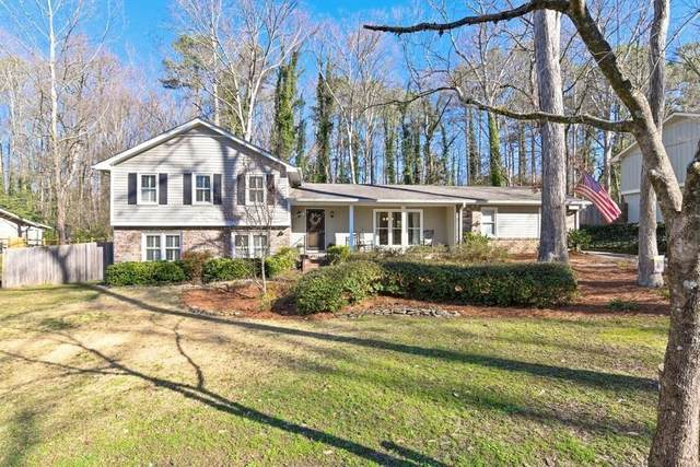 1126 Fairfield Drive, Marietta, GA 30068 (MLS #6674690) :: RE/MAX Paramount Properties