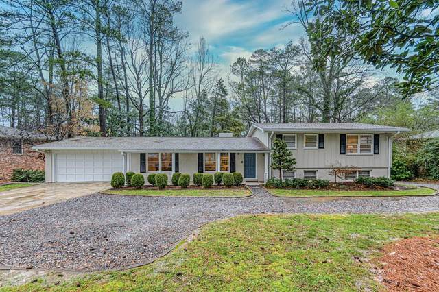 1861 Crestline Drive NE, Atlanta, GA 30345 (MLS #6677792) :: The Heyl Group at Keller Williams