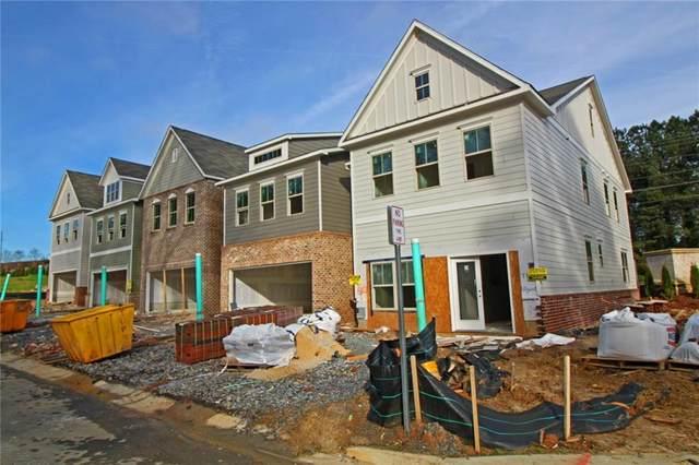1259 Herty Drive #46, Marietta, GA 30062 (MLS #6678109) :: North Atlanta Home Team