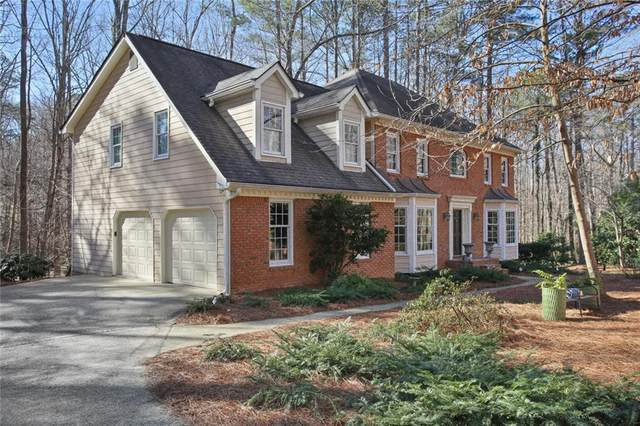 4685 Jefferson Township Lane, Marietta, GA 30066 (MLS #6678571) :: North Atlanta Home Team