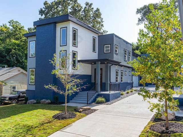 42 Walthall Street NE A, Atlanta, GA 30307 (MLS #6679377) :: Vicki Dyer Real Estate
