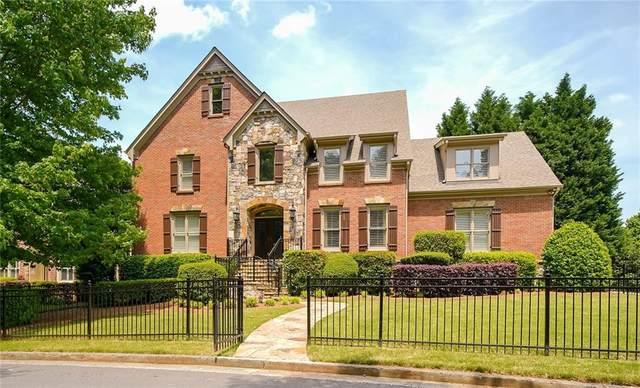 2240 Simpson Road SE, Smyrna, GA 30080 (MLS #6681567) :: Tonda Booker Real Estate Sales
