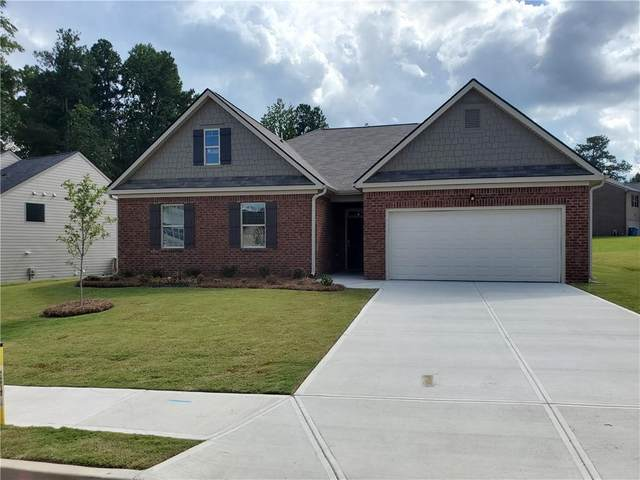 3643 Stonebranch Lane, Loganville, GA 30052 (MLS #6684399) :: The Cowan Connection Team