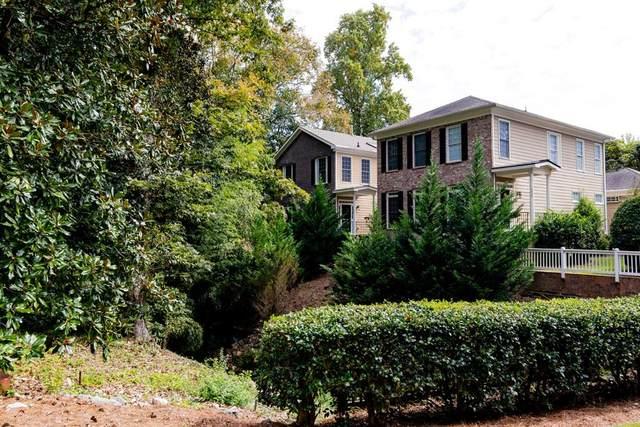 1450 Sylvan Circle NE, Brookhaven, GA 30319 (MLS #6685280) :: North Atlanta Home Team