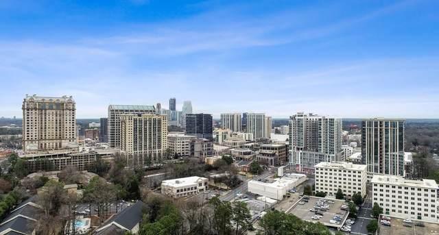 2960 Pharr Court South NW S-1, Atlanta, GA 30305 (MLS #6691717) :: The Heyl Group at Keller Williams