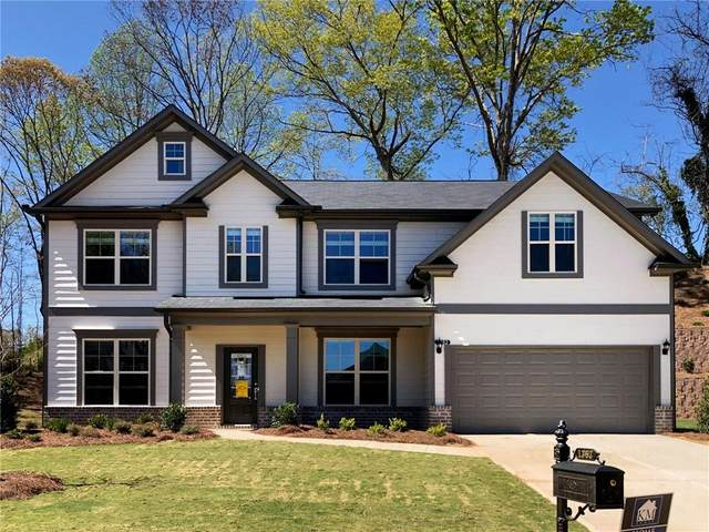1362 Sterling Bridge Court, Gainesville, GA 30501 (MLS #6696910) :: MyKB Partners, A Real Estate Knowledge Base