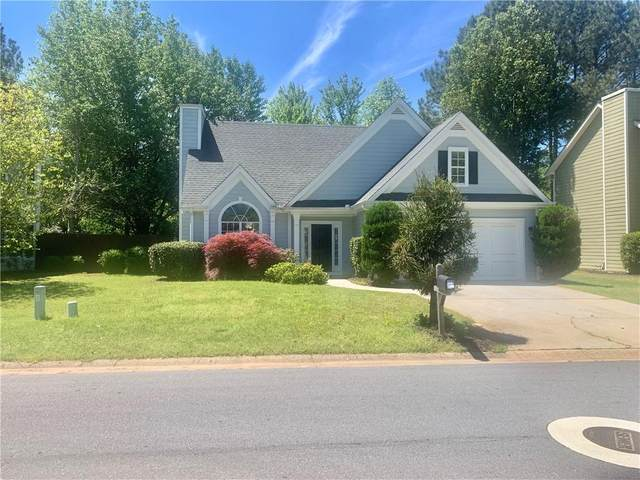 2509 Waterstone Way, Marietta, GA 30062 (MLS #6699123) :: North Atlanta Home Team