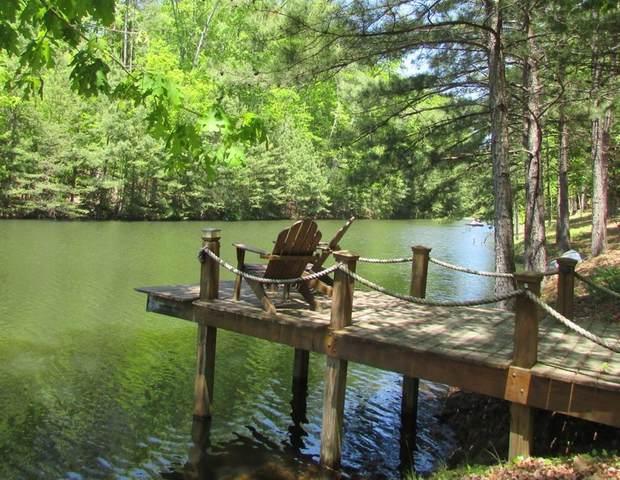 LT 5 Hunter Ridge - Mountain Lake Road, Ellijay, GA 30540 (MLS #6705329) :: Kennesaw Life Real Estate