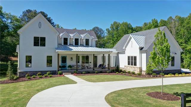 1361 A J Land Road, Canton, GA 30115 (MLS #6705725) :: The Zac Team @ RE/MAX Metro Atlanta