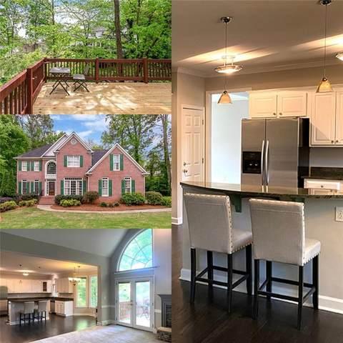 3560 Treeline Pass NE, Roswell, GA 30075 (MLS #6708060) :: North Atlanta Home Team