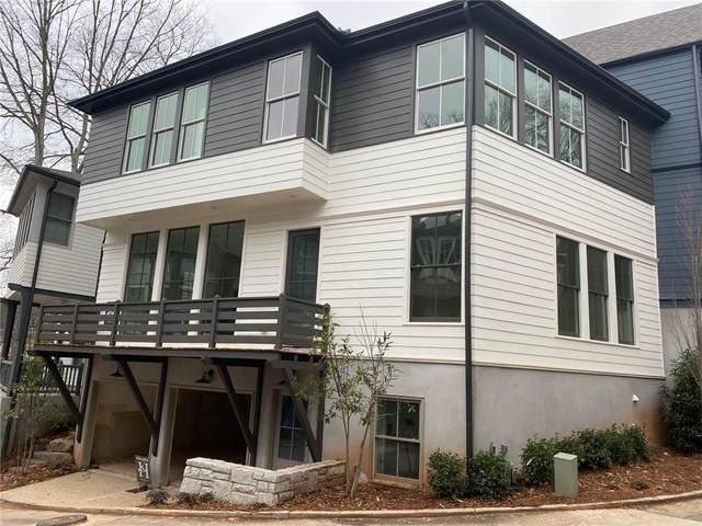 259 Colebrook Street NE #20, Atlanta, GA 30307 (MLS #6711528) :: Tonda Booker Real Estate Sales