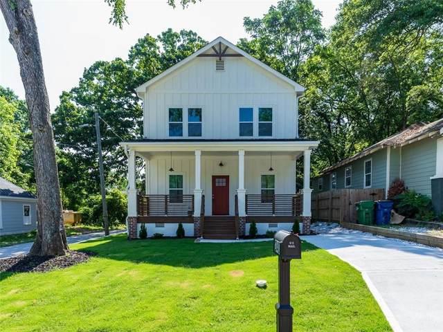 240 Laurel Avenue SW, Atlanta, GA 30314 (MLS #6716308) :: The Cowan Connection Team