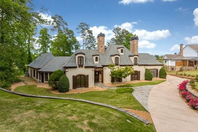 892 Madison Grove Lane NW, Marietta, GA 30064 (MLS #6717329) :: North Atlanta Home Team