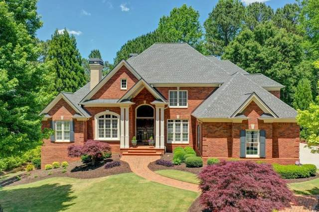 2115 Bent Creek Manor, Alpharetta, GA 30005 (MLS #6718426) :: North Atlanta Home Team
