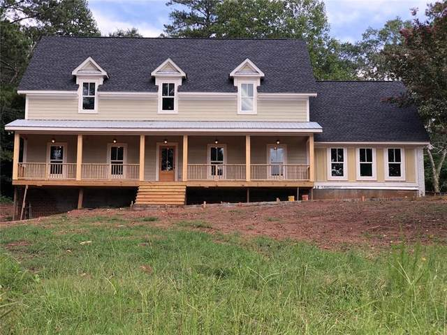 10653 Hickory Flat Highway, Woodstock, GA 30188 (MLS #6719120) :: Path & Post Real Estate