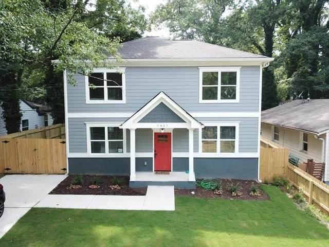 1407 Graymont Drive SW, Atlanta, GA 30310 (MLS #6721194) :: North Atlanta Home Team