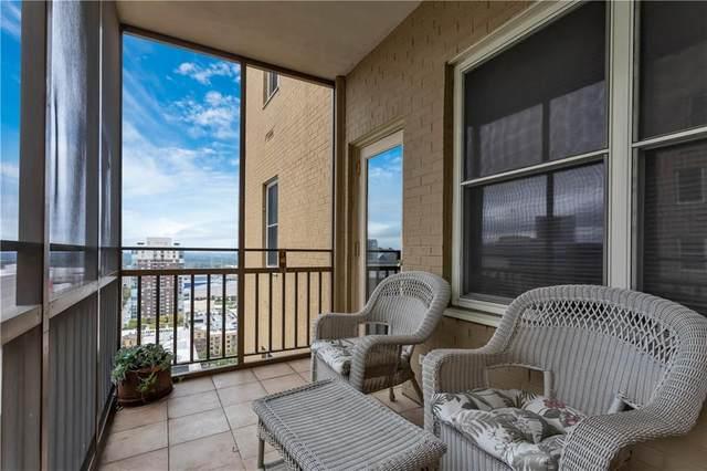 300 West Peachtree Street NW 22A, Atlanta, GA 30308 (MLS #6722818) :: AlpharettaZen Expert Home Advisors