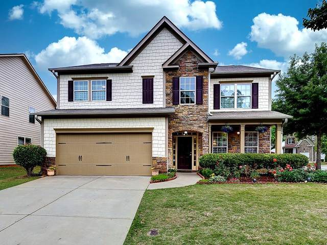 475 Wakefield Bluff Court, Alpharetta, GA 30004 (MLS #6724768) :: North Atlanta Home Team