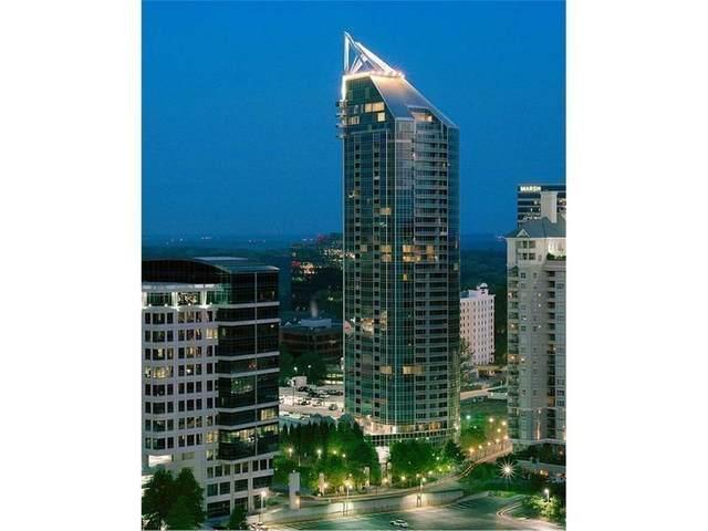 3338 Peachtree Road NE #2507, Atlanta, GA 30326 (MLS #6725332) :: The Zac Team @ RE/MAX Metro Atlanta