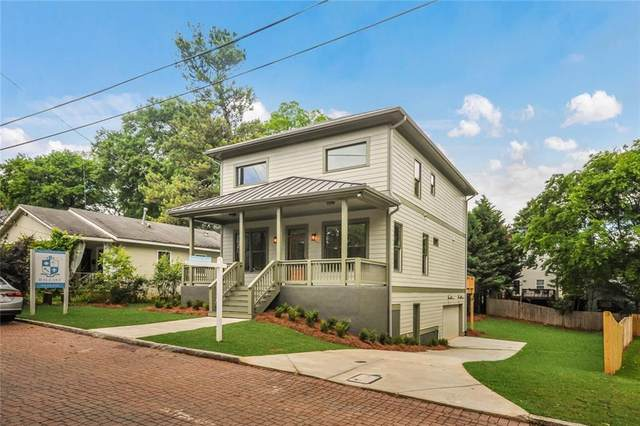 178 South Ave Se, Atlanta, GA 30315 (MLS #6726265) :: RE/MAX Prestige