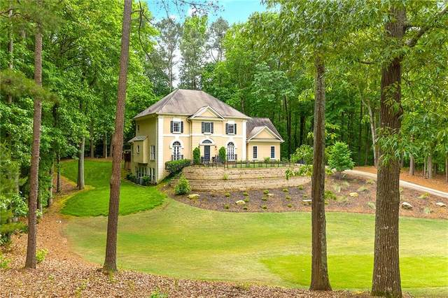 410 Fawn Glen Drive, Roswell, GA 30075 (MLS #6726385) :: North Atlanta Home Team
