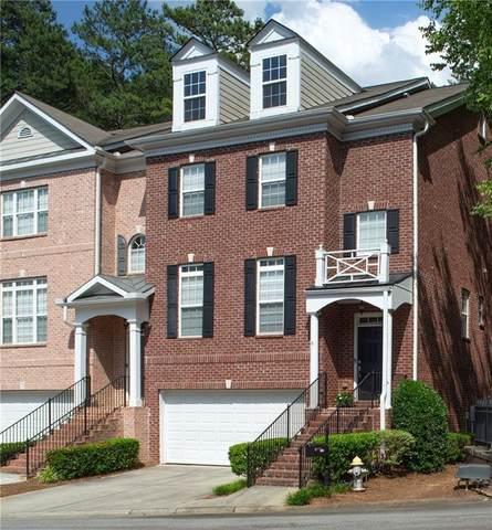 1898 Greystone Oaks Way, Atlanta, GA 30345 (MLS #6729157) :: The North Georgia Group