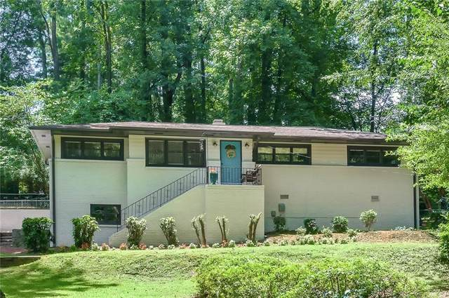 2995 Sylvan Ramble Road NE, Atlanta, GA 30345 (MLS #6730026) :: Keller Williams