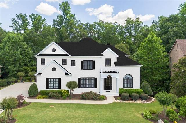 235 Lake Summit View, Sandy Springs, GA 30342 (MLS #6731237) :: The Cowan Connection Team