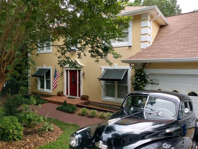 1536 Enota Ave Ne, Gainesville, GA 30501 (MLS #6734575) :: The Cowan Connection Team