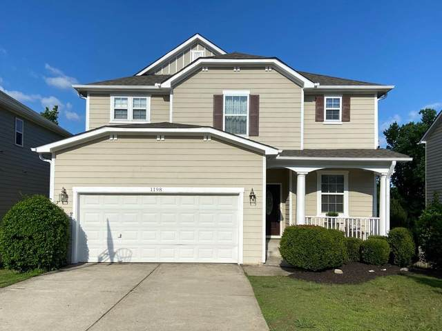 1198 Lanier Springs Drive, Buford, GA 30518 (MLS #6736177) :: The Hinsons - Mike Hinson & Harriet Hinson