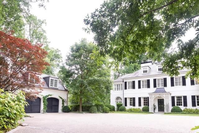 14 W Andrews Drive NW, Atlanta, GA 30305 (MLS #6737984) :: Oliver & Associates Realty