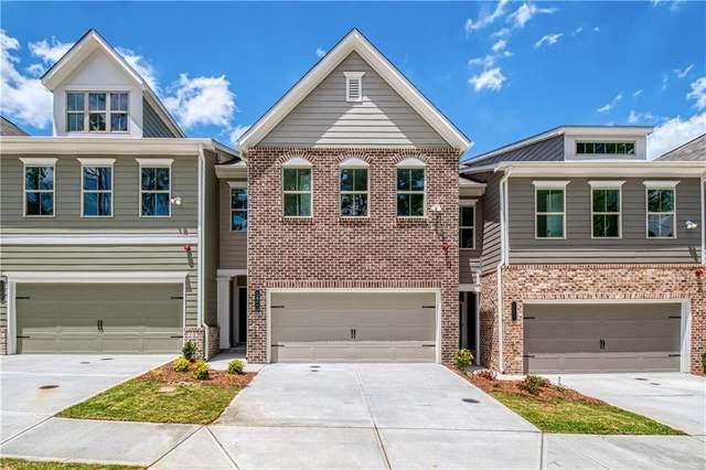 1048 Broadview Drive #19, Marietta, GA 30062 (MLS #6739237) :: AlpharettaZen Expert Home Advisors