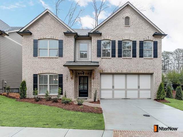 1881 Weston Lane, Tucker, GA 30084 (MLS #6741517) :: RE/MAX Prestige